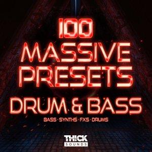 100 Massive Presets - Drum & Bass