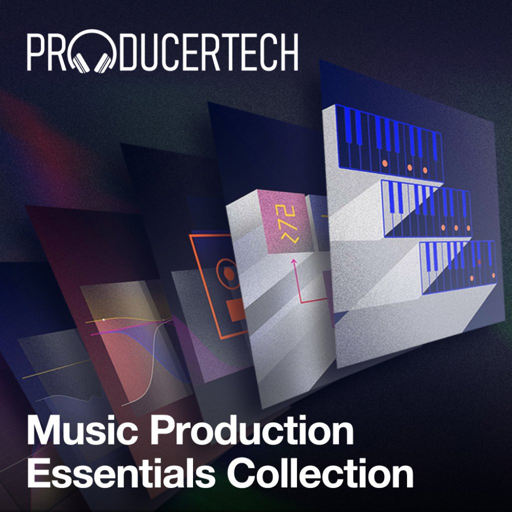 Music Production Essentials Collection