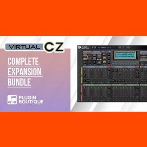 Plugin Boutique VirtualCZ Complete Expansion Bundle
