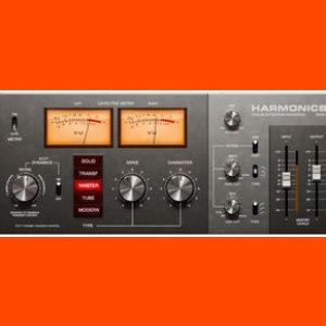 Harmonics high res gui plugin boutique