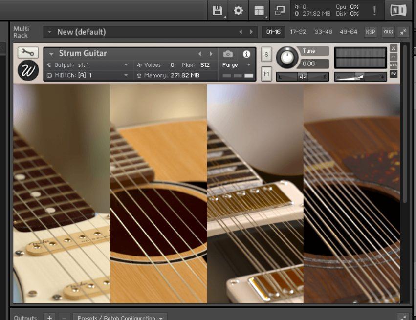 Wavesfactory Strum Guitar Review By Parttimeproducer.com