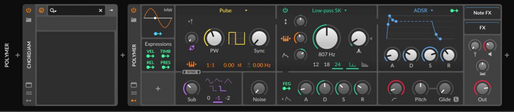 Chordjam Review Signal Flow Parttimeproducer.com