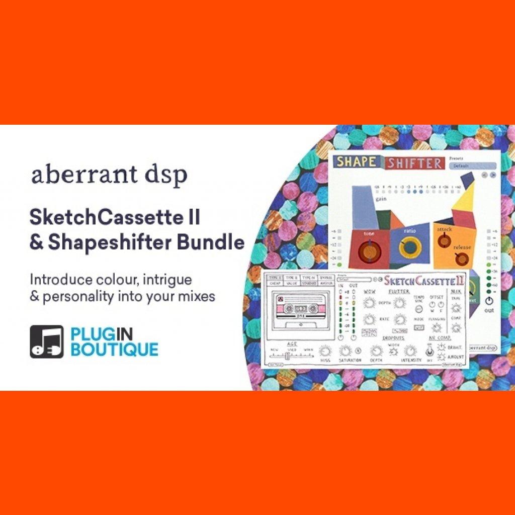 SketchCassette II & Shapeshifter Bundle