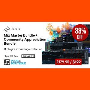 Mix & Master Bundle + Community Appreciation Bundle