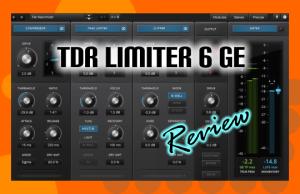 Tdr Limiter 6 Ge Review
