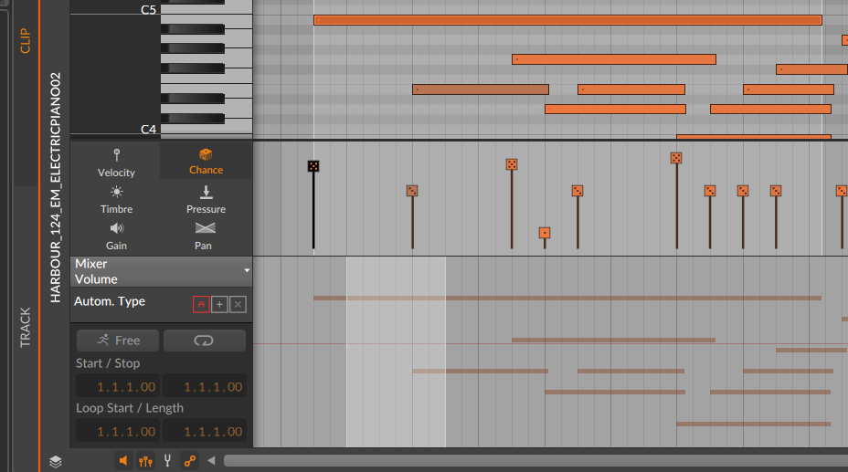Bitwig Studio 4 Review Chance Options Part Time Producer