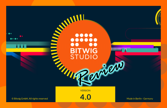 bitwig studio 4 review featured image parttimeproducer.com