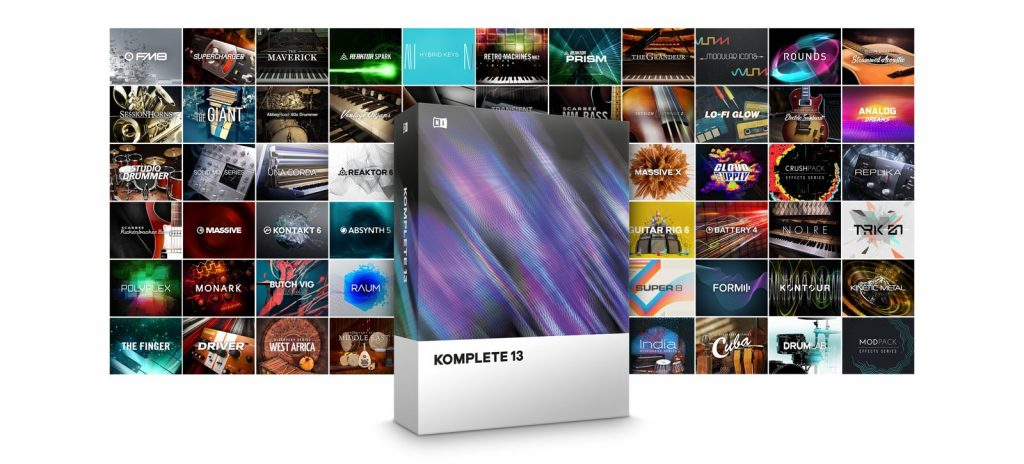 Part Time Producer Asks Is The Native Instruments Komplete 13 Upgrade Worth It Parttimeproducer.com