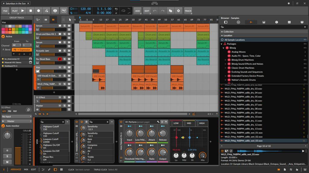 Bitwig Studio 4 Review Hotspot