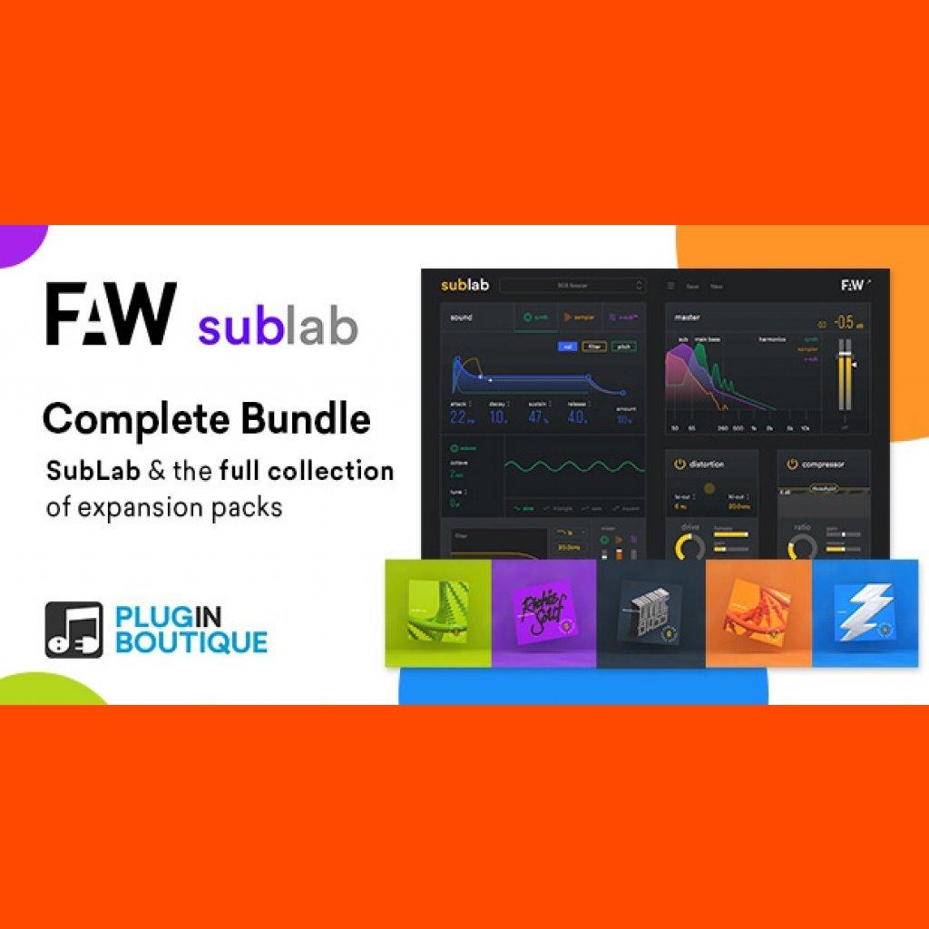 SubLab Complete Bundle (Exclusive)