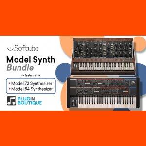 Softube Model Synth Bundle
