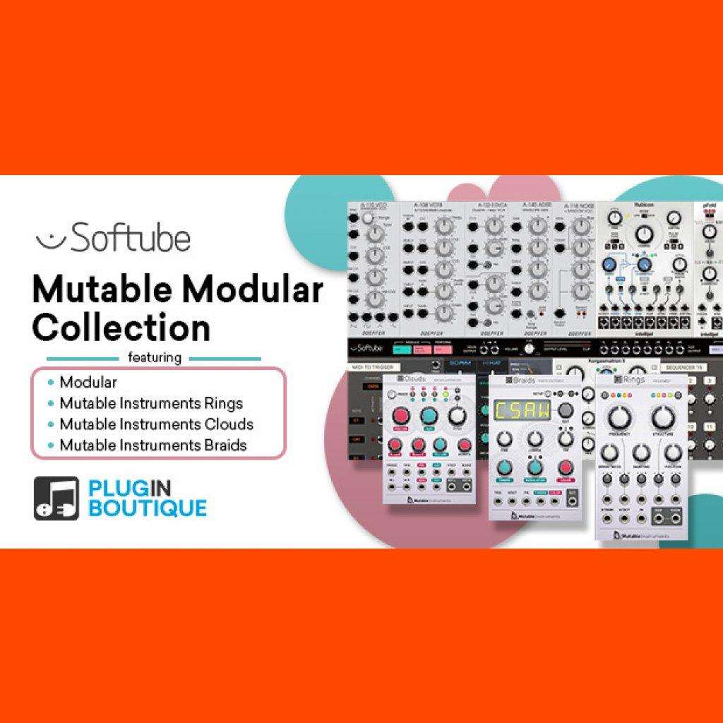 Softube Mutable Modular Collection