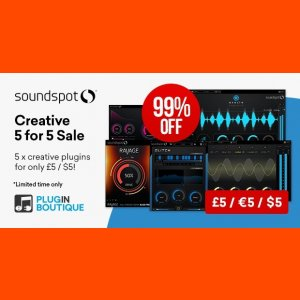 SoundSpot Creative 5 for 5 Bundle