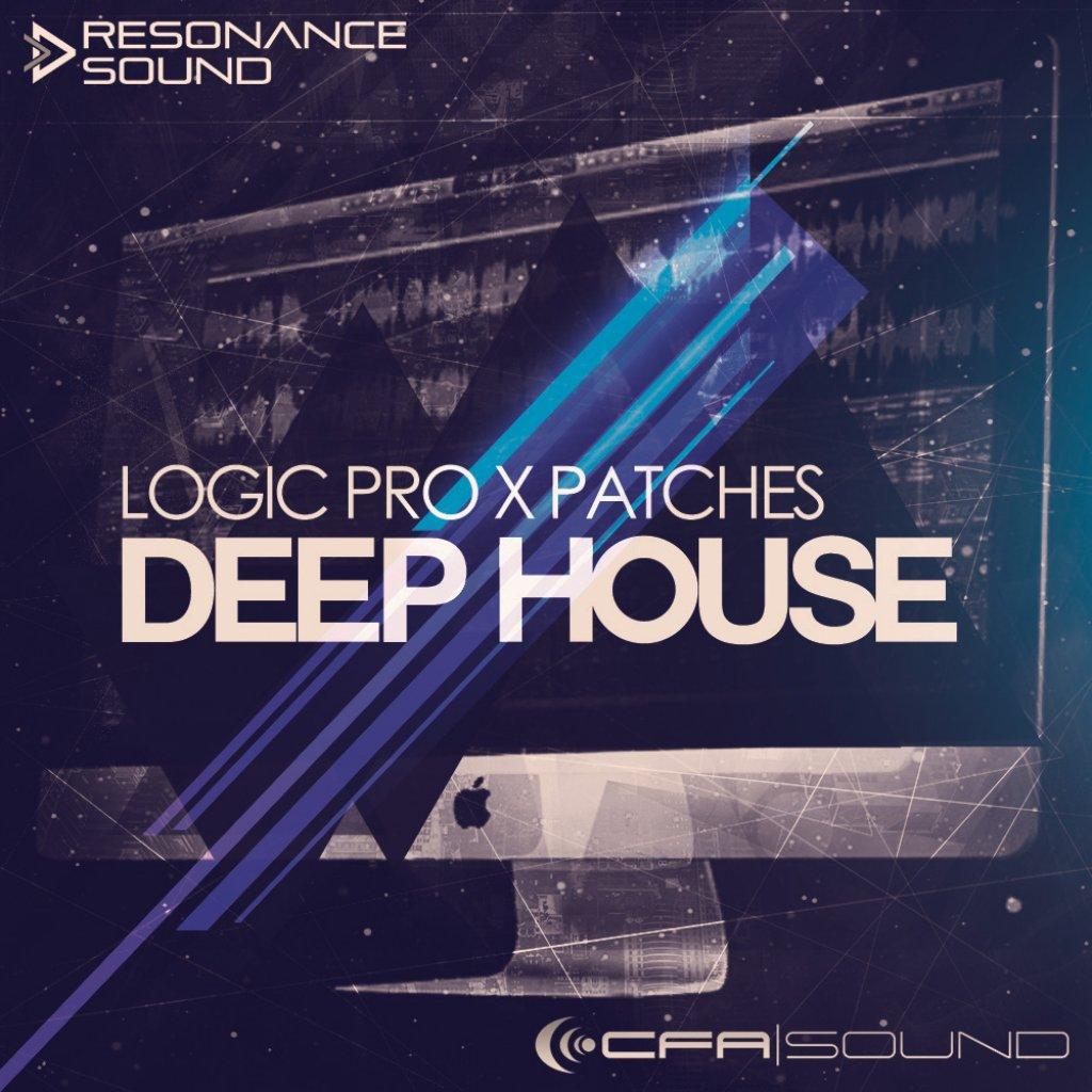 CFA Sound: Logic Pro X Deep House Patches