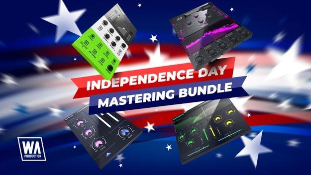 Independence Day Mastering Bundle