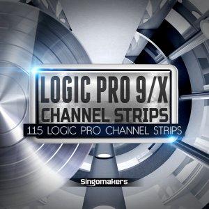 Logic Pro 9/X Channel Strips