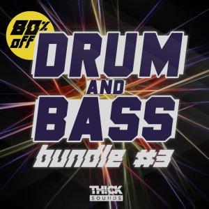 Thick Sounds - Drum & Bass Bundle 3