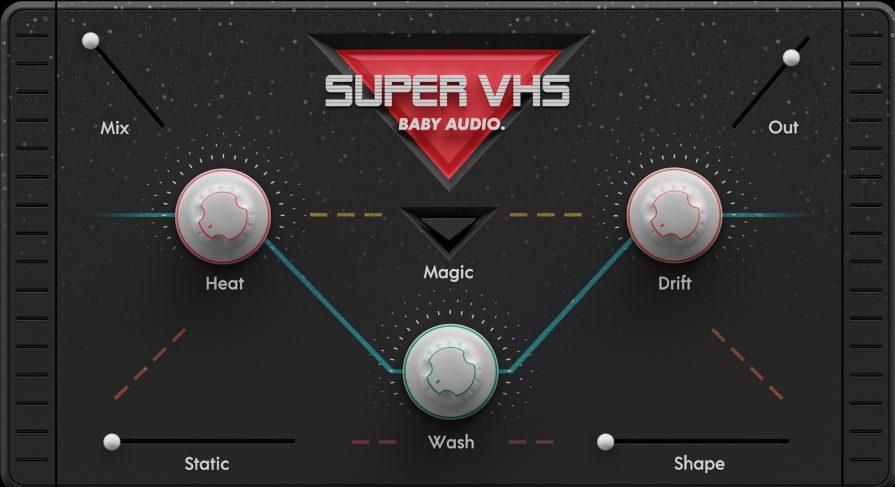 Part Time Producer Baby Audio Super Vhs Review Parttimeproducer.com