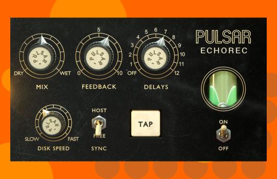 Part Time Producer Pulsar Audio Echorec Review At Parttimeproducer.com