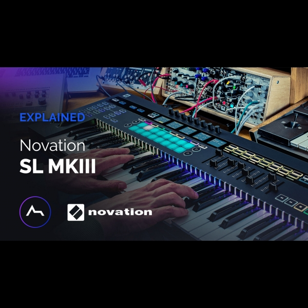 Novation SL MkIII Explained!