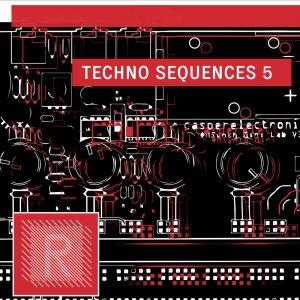 Riemann Techno Sequences 5